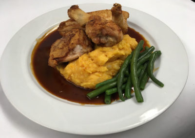 Roasted Amish Chicken